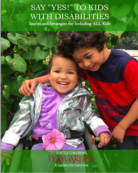 Cover of the PlayGarden's Inclusion Toolkit